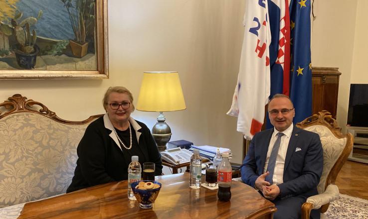 Sa sastanka u Zagrebu