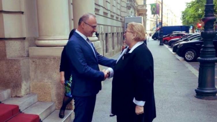 Sastanak organiziran na zahtjev ministrice Turković