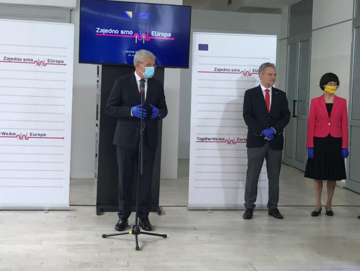 """Počela javna debata """"Zajedno smo EUropa"""""""