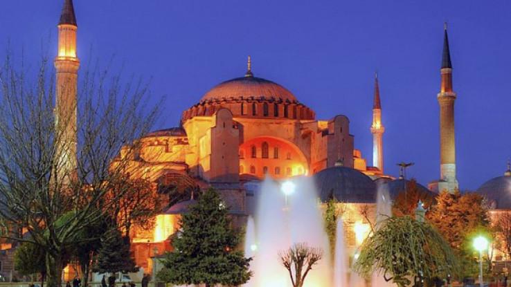 Aju Sofijiu izgradili Bizantijci