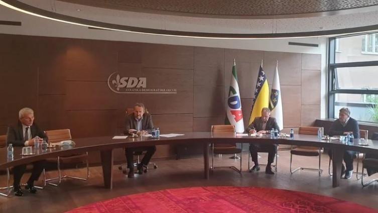 SDA podržava borbu institucija BiH protiv korupcije