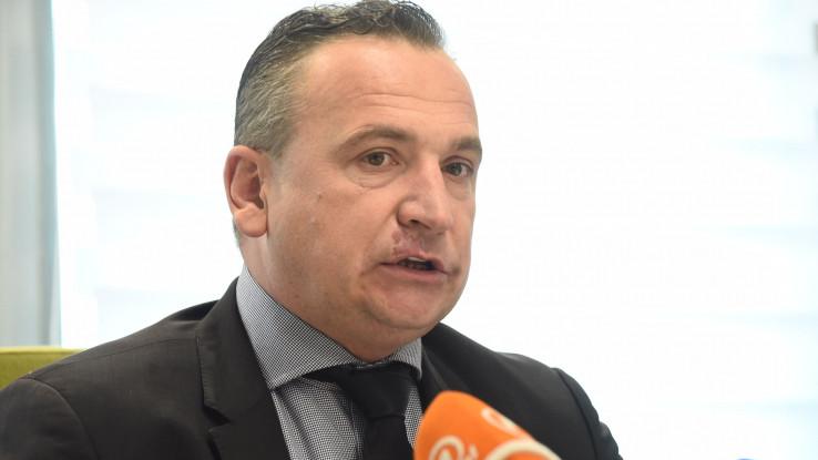 Solak suspendirani direktor Federalne uprave civilne zaštite