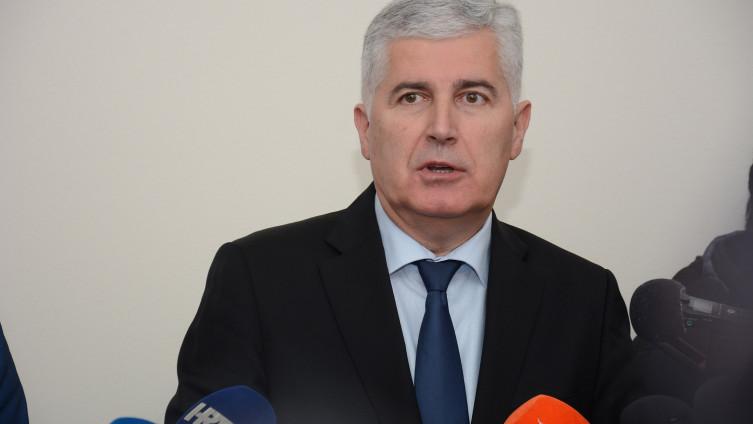 Čović: Uvjeren sam da će se odnosi BiH i Hrvatske i u budućnosti razvijati na obostrano zadovoljstvo