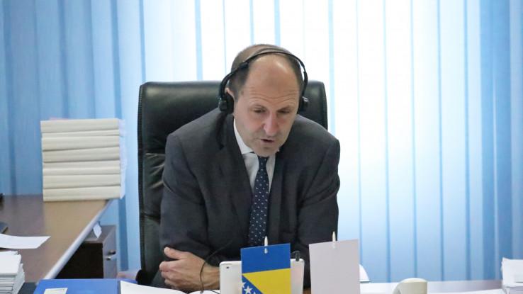 Premijer Mario Nenadić