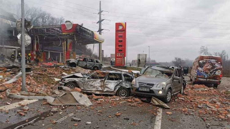 Nakon strašne eksplozije od benzinske pumpe u Šepku ostao samo krš