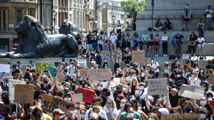 Protesti u Londonu