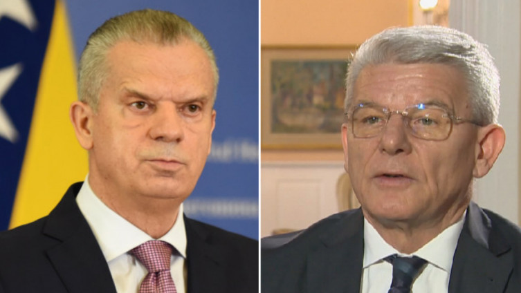 Dominirala komunikacija Radončića i Džaferovića
