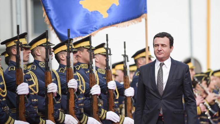 Premijeru Aljbinu Kurtiju krajem marta izglasano je nepovjerenje