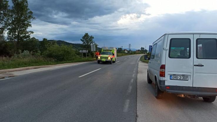 I dalje se utvrđuju sve okolnosti koje su dovele do saobraćajne nesreće - Avaz, Dnevni avaz, avaz.ba