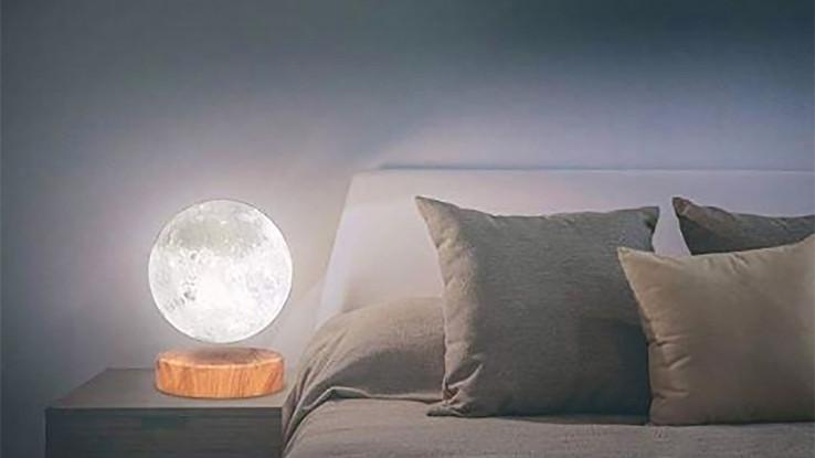Lampa u obliku mjeseca
