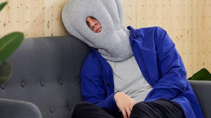 Jastuk za čitavu glavu