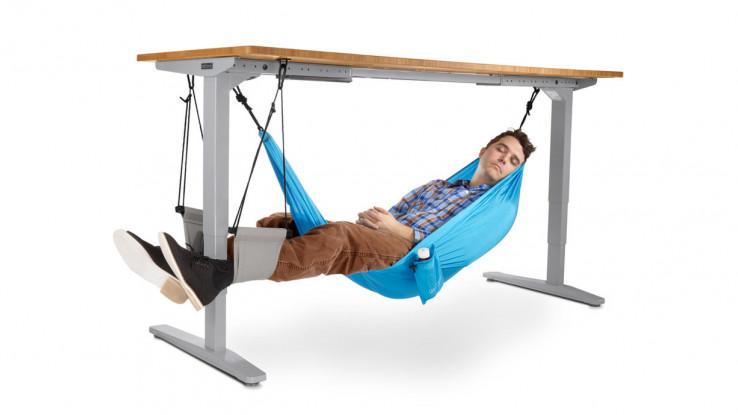 Ležaljka za radni sto