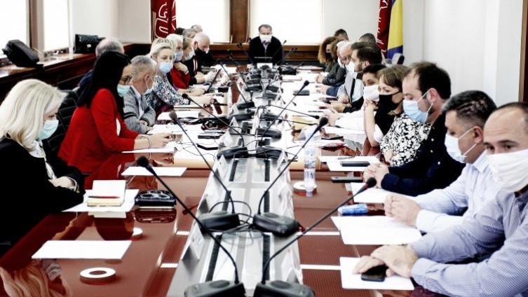 Bez Kluba Srba u Domu naroda delegati SDP-a neće učestvovati u radu Parlamenta FBiH