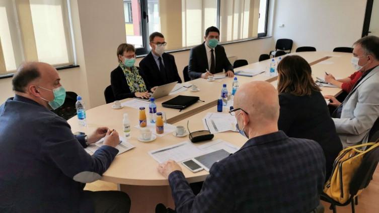 Sastanak s predstavnicima WHO