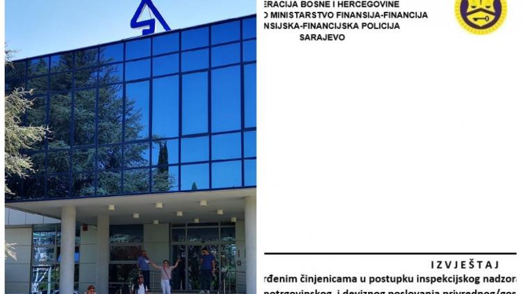 Šta piše u izvještaju Finansijske policije