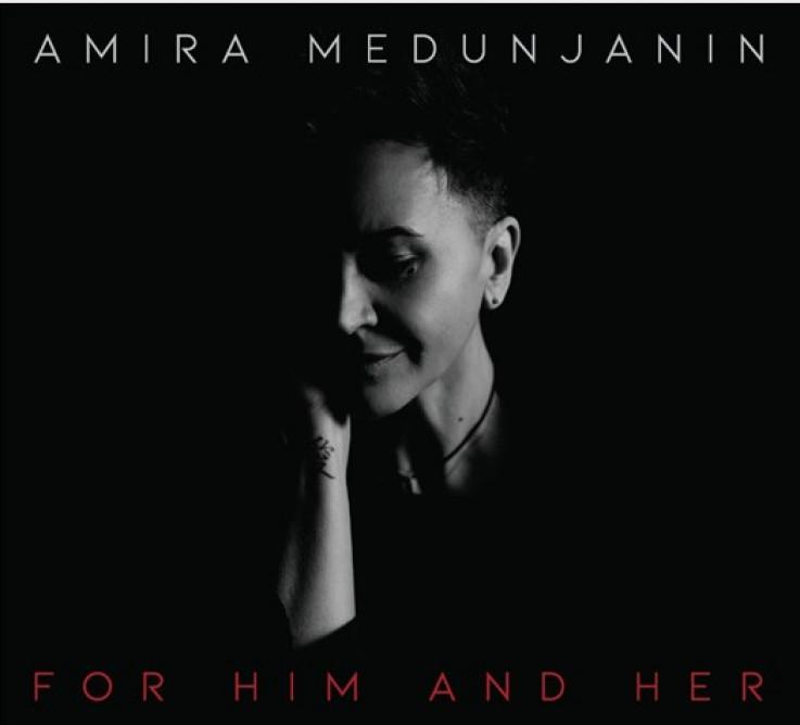 """""""For Him and Her"""" novi je studijski album Amire Medunjanin"""