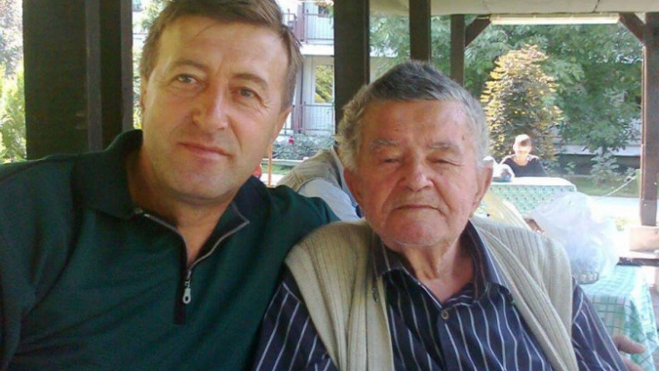 Enver s Aganom (desno): Velika donacija  - Avaz, Dnevni avaz, avaz.ba