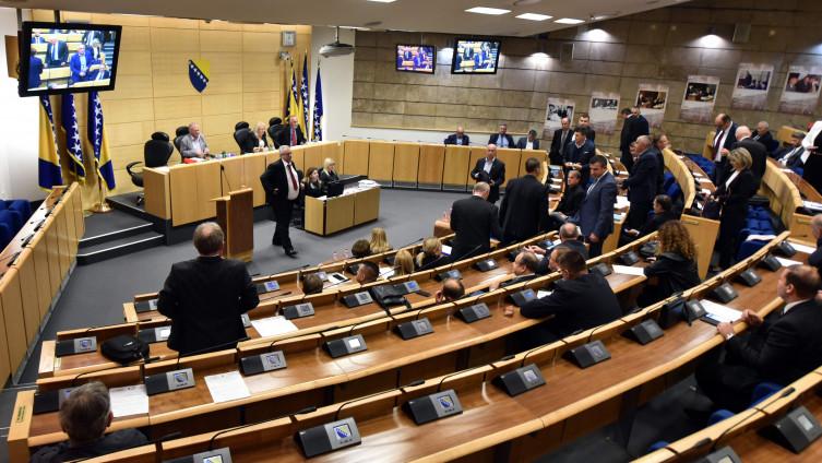 Čeka se odluka Doma naroda Parlamenta FBiH