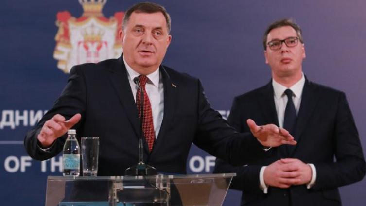 Dodik nahvalio Vučića