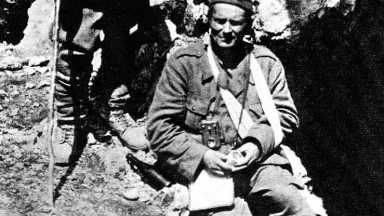 Tito na Sutjesci