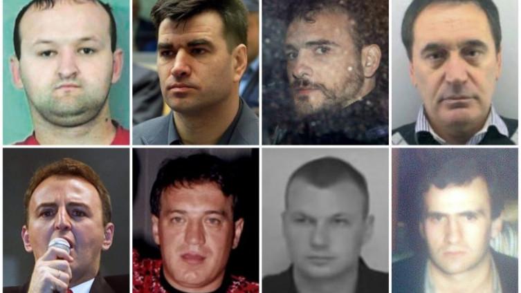 Srbijanski kriminalci