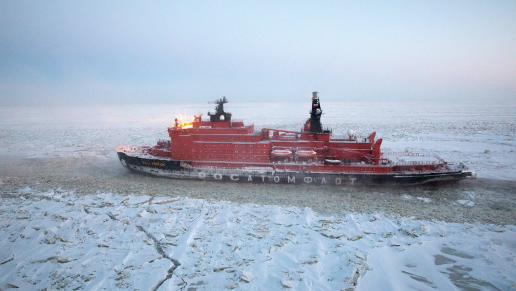 Ruski ledolomac s nuklearnim pogonom