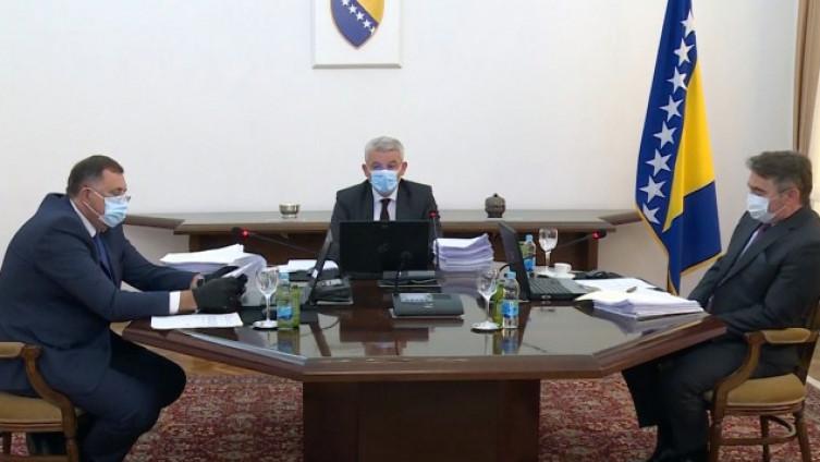 Sjednica Predsjedništva Bosne i Hercegovine