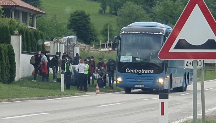 Cvijanović: U BiH ulaze migranti, nema saradnje