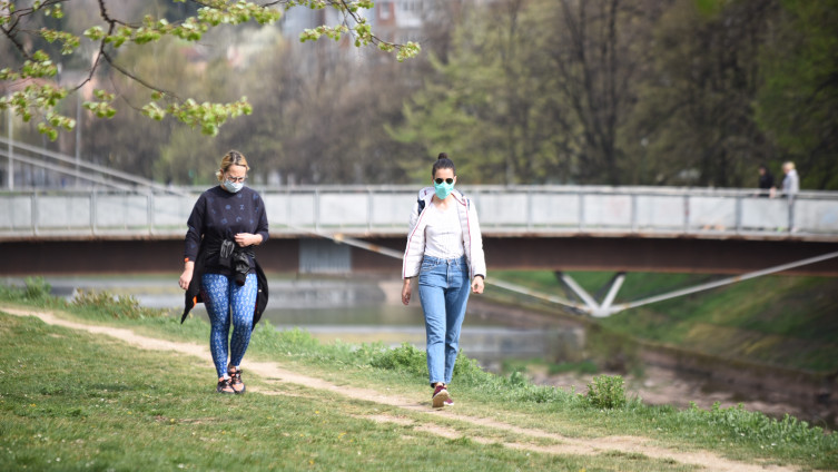 U Sarajevu 16 novozaraženih