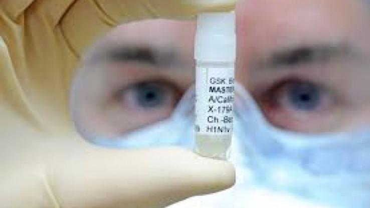 Lijek se primjenjuje infuzijom