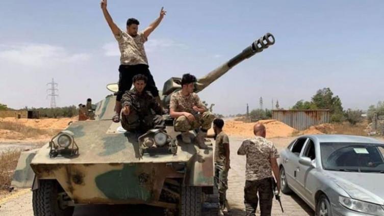 Libijska vojska preuzela kontrolu nad koridorom