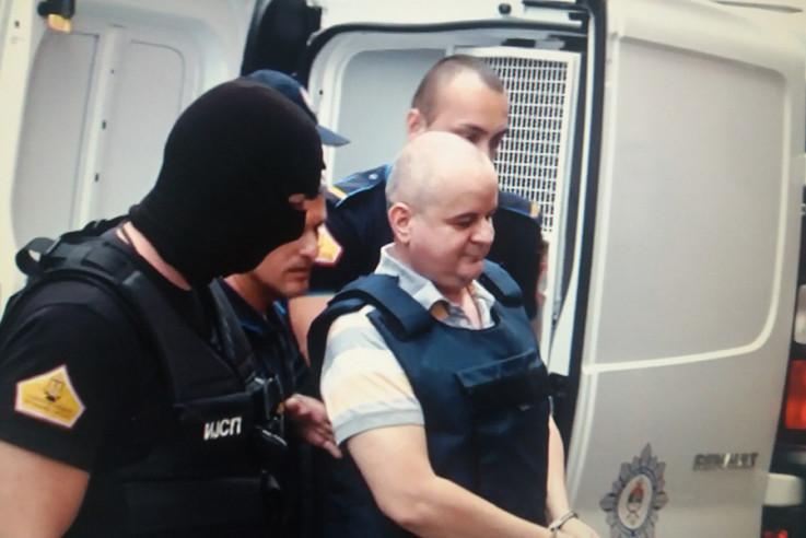 Optuženi Benedi Đukanović