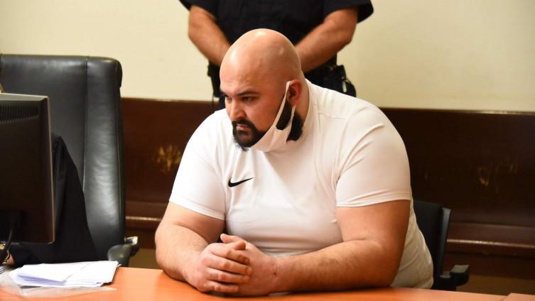 Jasmin Herceglić danas u sudnici