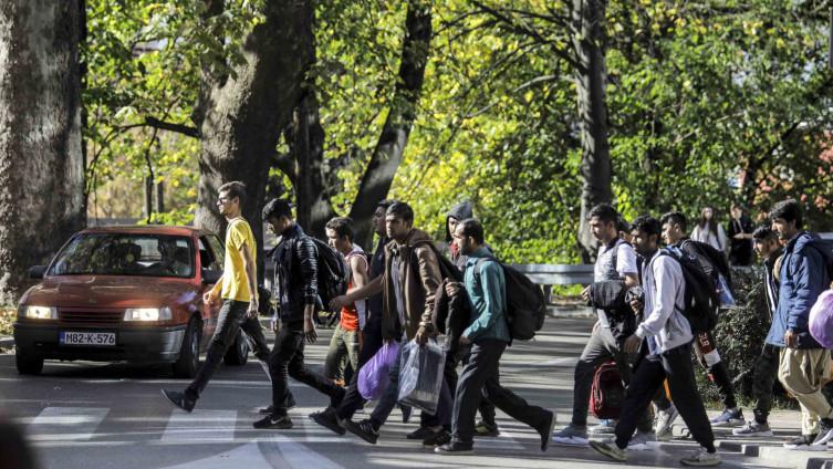 Sve više migranat u Krajini