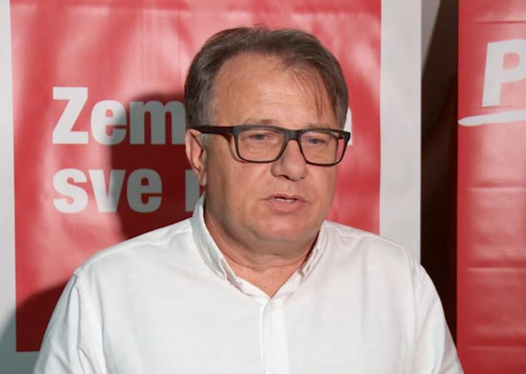 Nikšić: Antifašistički temelji SDP-a ne idu sa ljubiteljem Busuladžića  - Avaz, Dnevni avaz, avaz.ba