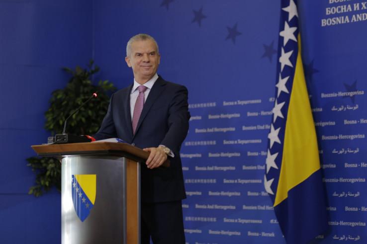 Radončić: Detektirao skriveni radikalizam - Avaz, Dnevni avaz, avaz.ba