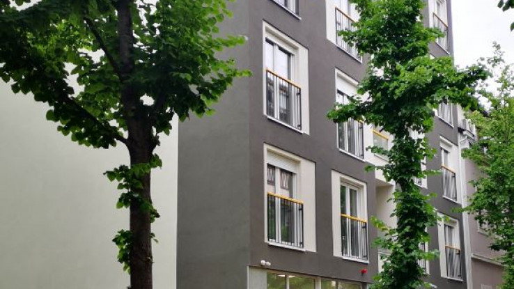 Zelena zgrada u Mostaru