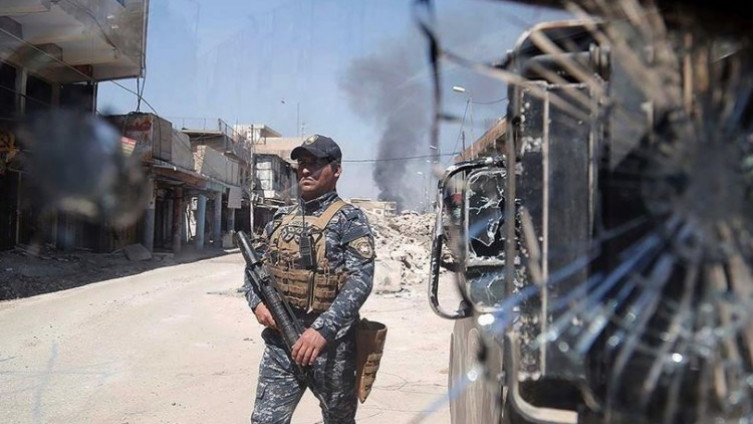 Irak: Žestok sukob policije i terorista
