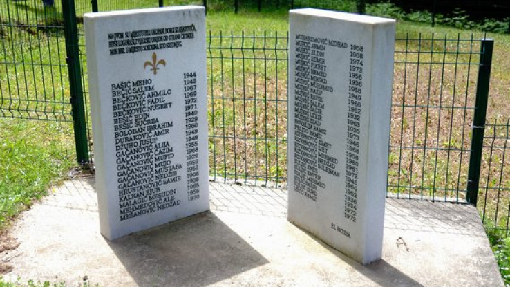 Spomenik žrtvama