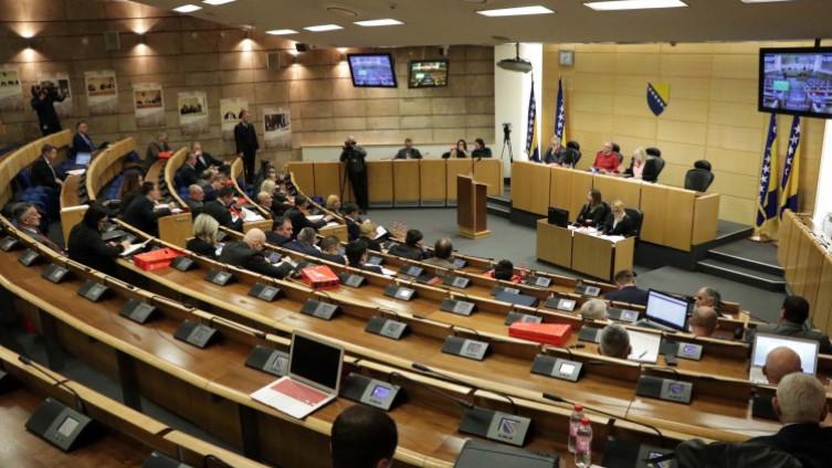 Odluka skinuta s dnevnog reda Doma naroda FBiH