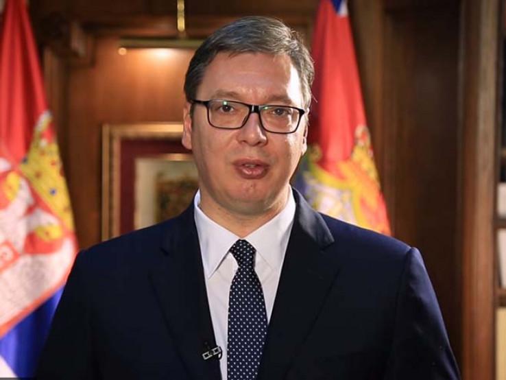 Vučić putuje na sastanak u Bijeloj kući