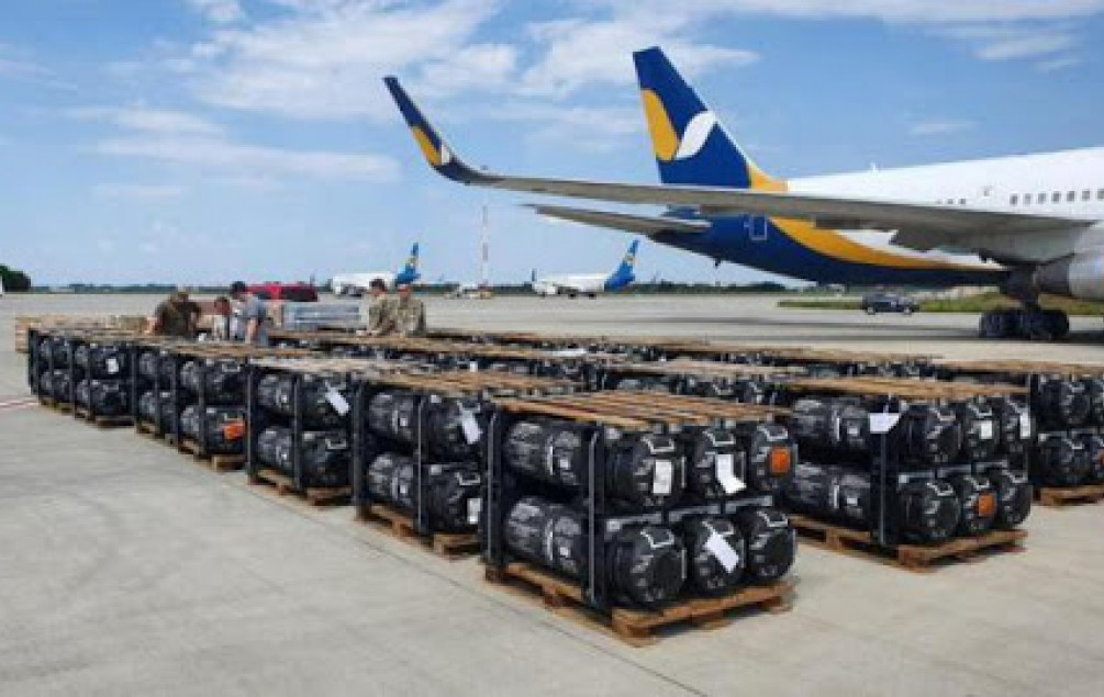 SAD isporučile Ukrajini savremeni protutenkovski sistem vrijedan 60 miliona dolara - Avaz, Dnevni avaz, avaz.ba