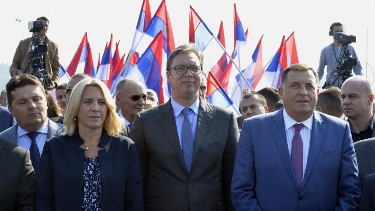 Cvijanović i Dodik sutra kod Vučića