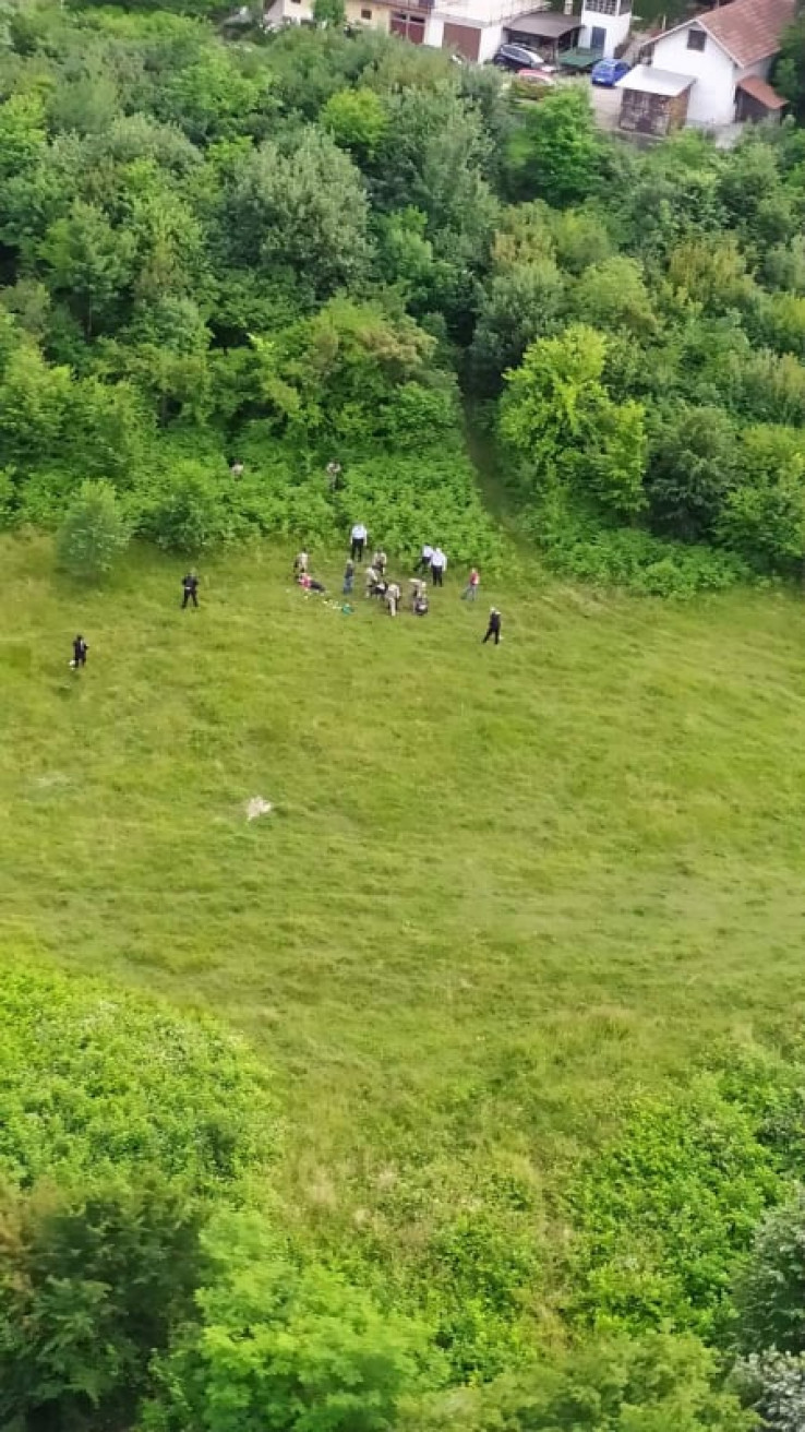 Policijska potraga u Laktašima