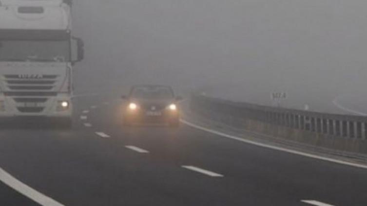 Magla stvara probčeme vozačima