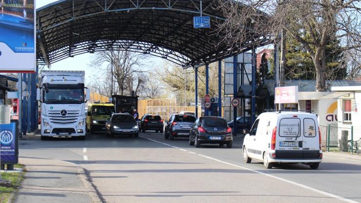 Na graničnim prijelazima trenutno nema dužih zadržavanja - Avaz, Dnevni avaz, avaz.ba