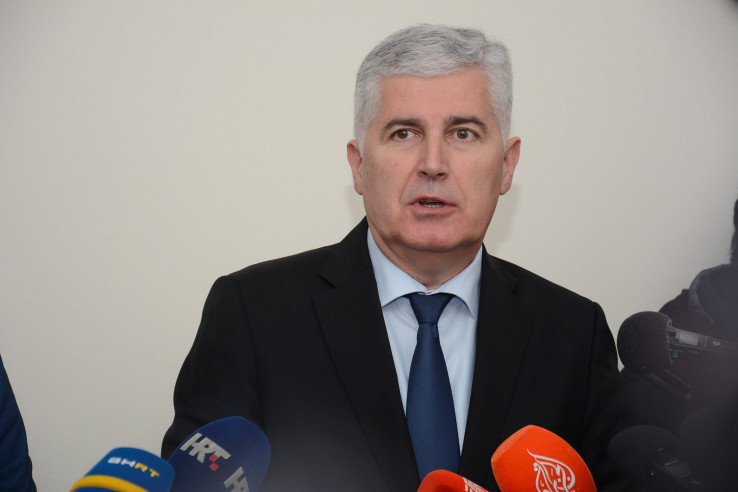 Čović: Izmjene izbornog zakona moraju proći kroz parlamentarnu proceduru
