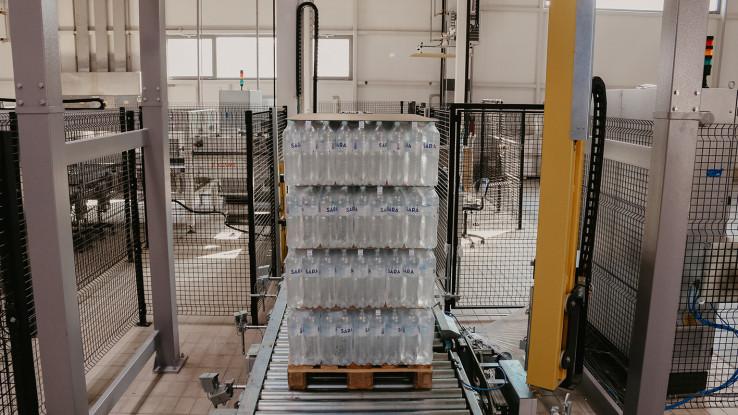 Domaća prirodna mineralna voda Sara plasirana na tržišta Hrvatske i Srbije