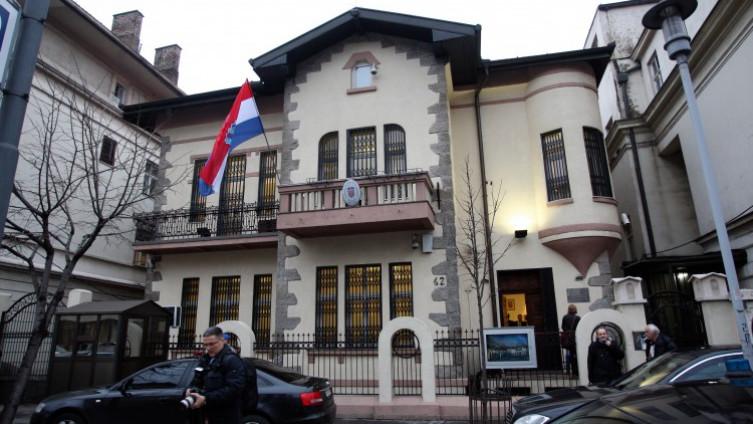 Uposlenik Ambasade Hrvatske u Srbiji pozitivan na covid-19