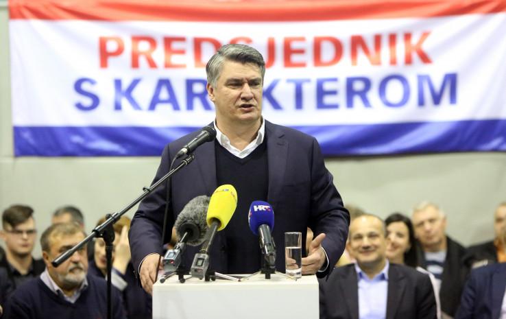 Milanović govorio o odnosima u regiji